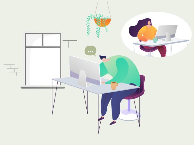 Virtuelle Kaffeepausen & Mittagspausen: 19 Ideen & Tipps