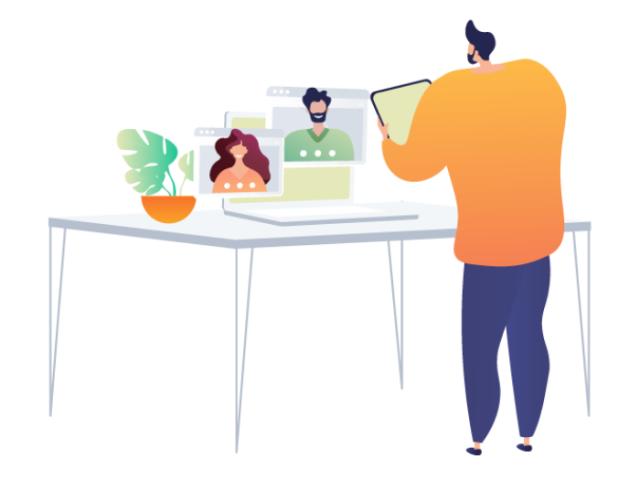 Hybrid Office – wie gelingt das hybride Büro?