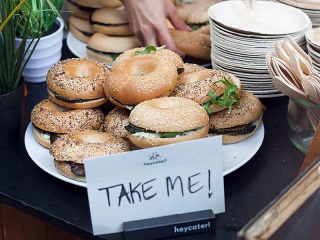 Street Food Market für dein Sommerfest – mit Marktständen