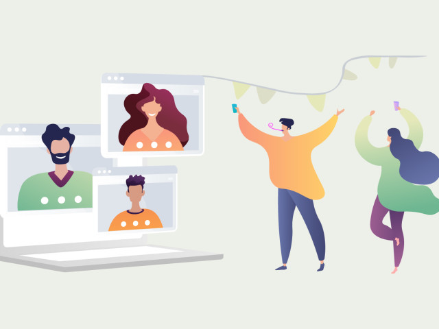 Virtual Icebreakers für Remote Working