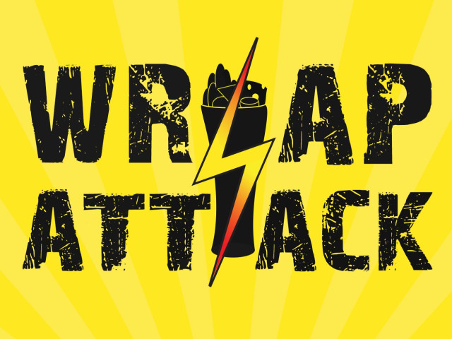 Wrap Attack: Superpower-Live-Cooking