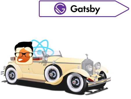 react-to-gatsby