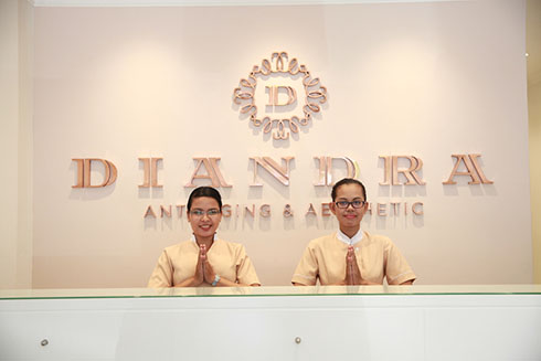 Diandra Anti-Aging & Aesthetic - Our Front Desk