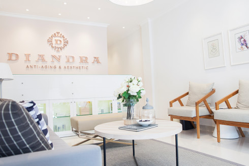 Diandra Anti-Aging & Aesthetic - Our Waiting Room