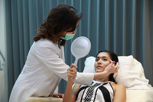 Diandra Anti-Aging & Aesthetic - Treatment Preparation