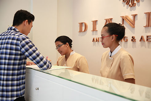 Diandra Anti-Aging & Aesthetic - Customer Service