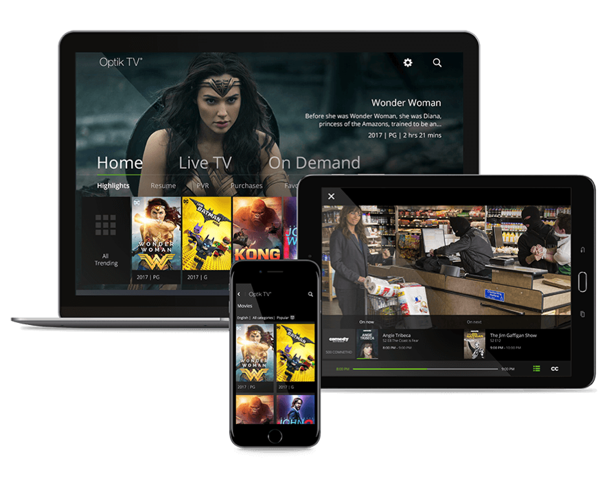 Telus Optik Tv Wireless Digital Box Review Digital