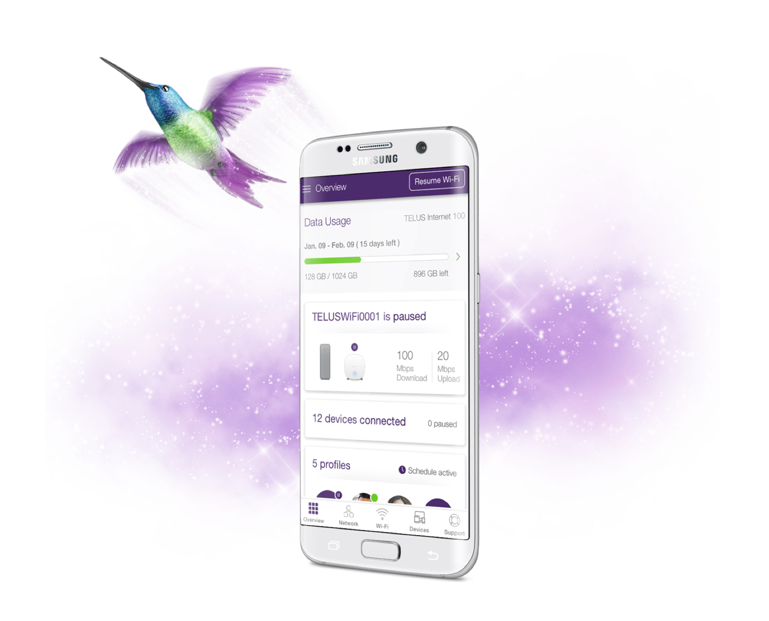 My Wi-Fi App - Wi-Fi Manager for your Home Wi-Fi Network | TELUS