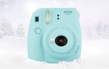 Holiday Gift Guide - 2019 - Tile Instax Mini 9