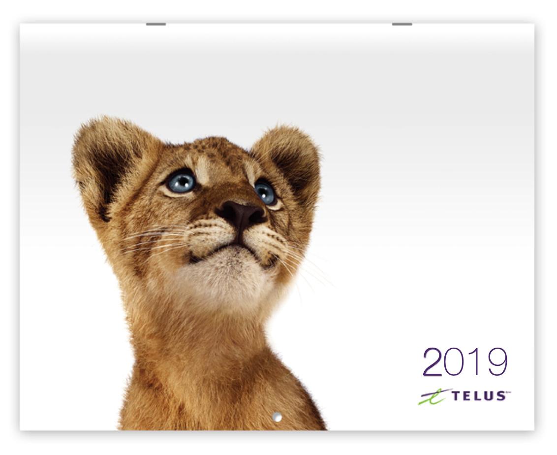 Telus TELUS 2019 Calendar (free for subscribers)