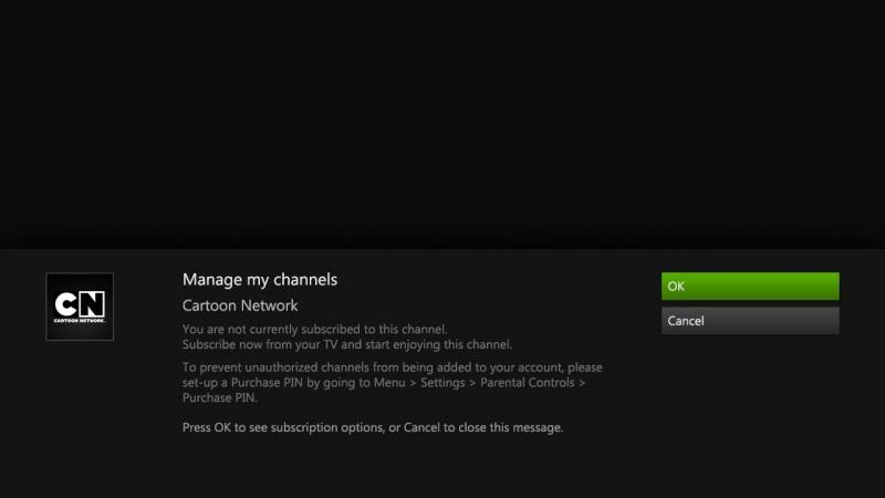 Manage My Channels - Optik TV Apps | TELUS