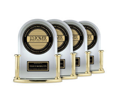 JD Power Award - 4