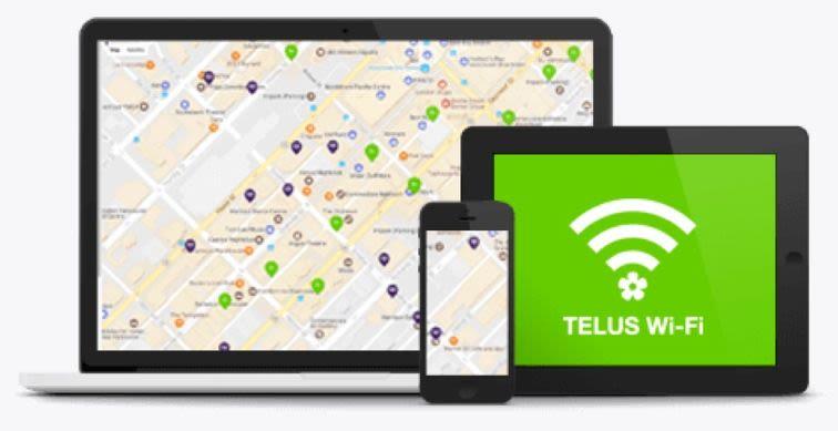 Free Internet & Free Wifi - Public Wifi Hotspots   TELUS