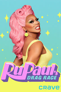 RuPaul Drag Race TV Poster