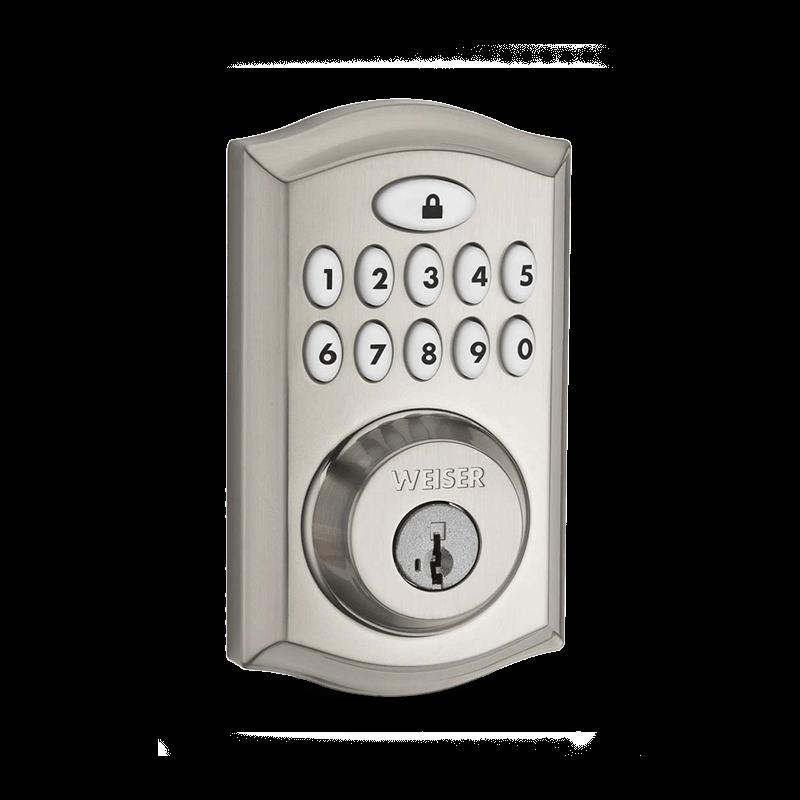 Smart Lock Wireless Door Lock Smarthome Security Telus
