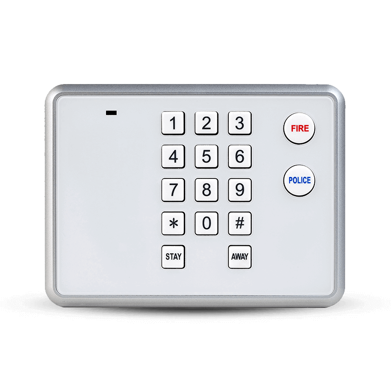 Product image Secondary keypad - basic