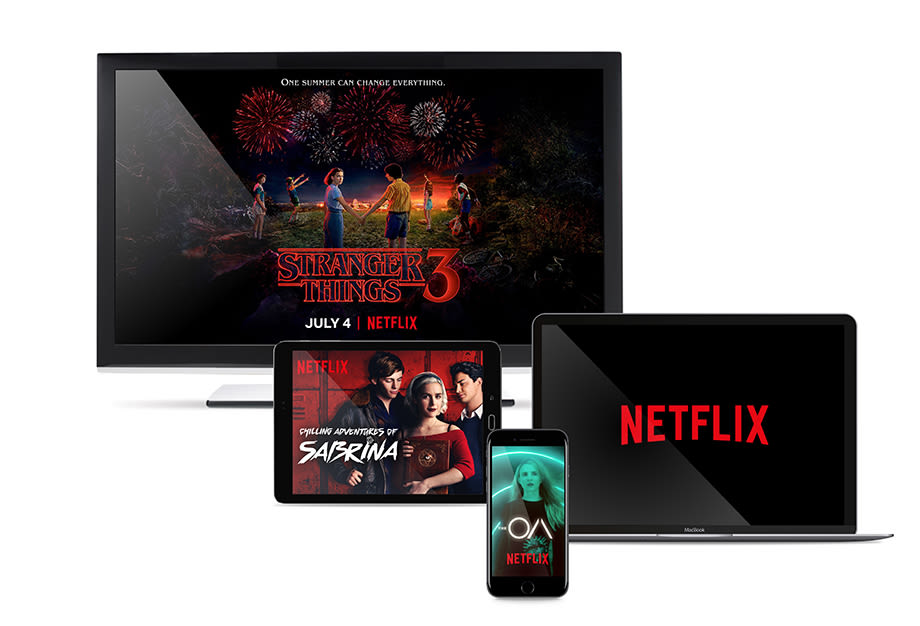 Watch Netflix in 4K with Free Netflix Premium - Optik TV | TELUS