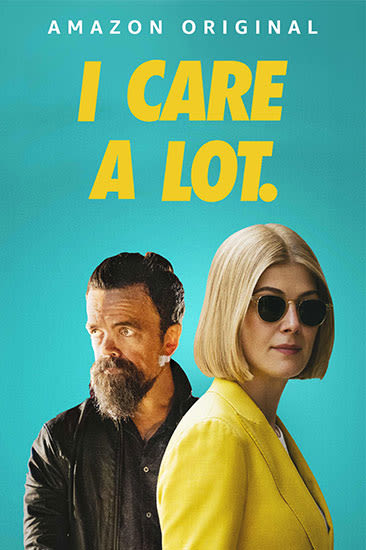 I Care A Lot TV Poster