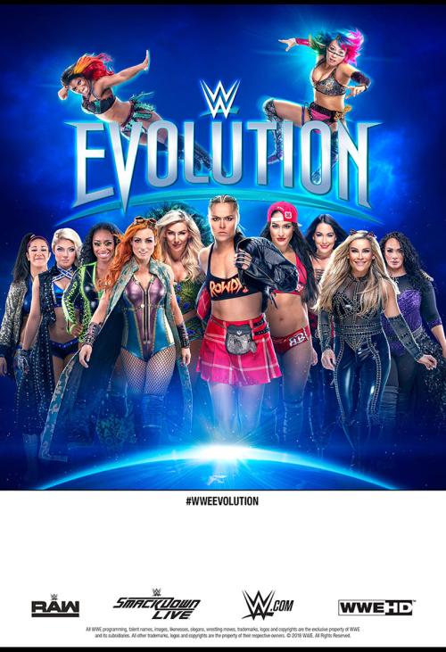 WWE Evolution - Pay Per View | TELUS com