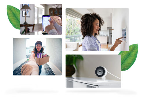 SmartHome securioty products