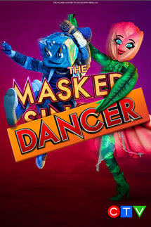 Masked Dancer TV Poster