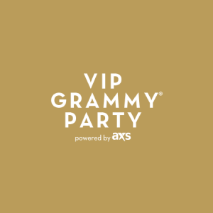 VIP Grammy Party powered by AXS logo