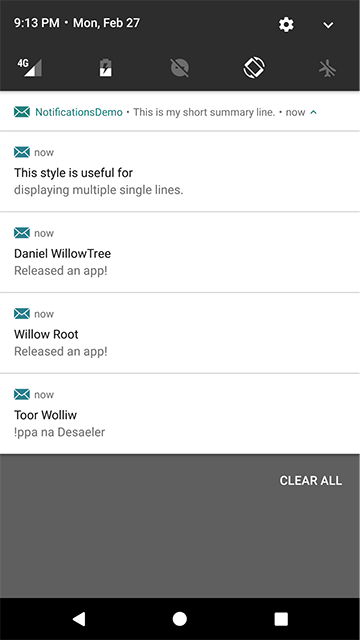 android notifications1