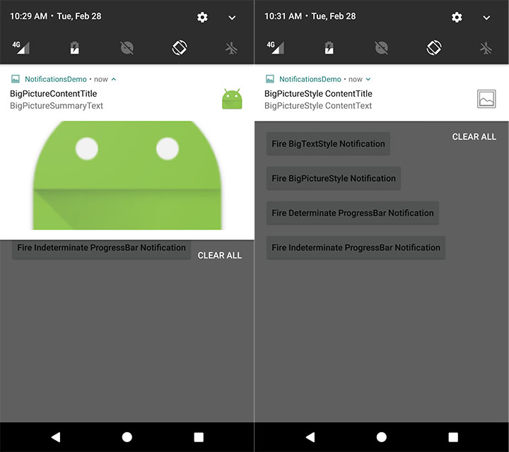 android notifications10-11