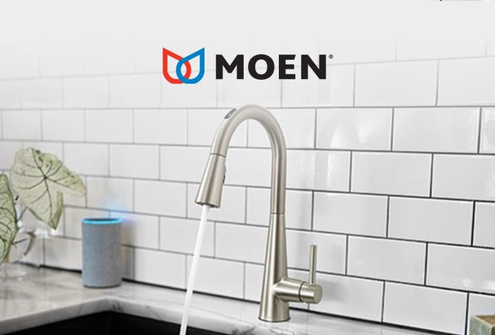 Moen stars at CES image