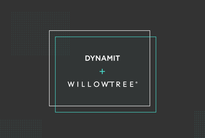 WillowTree + Dynamit Join to Form Leading Digital Product Agency
