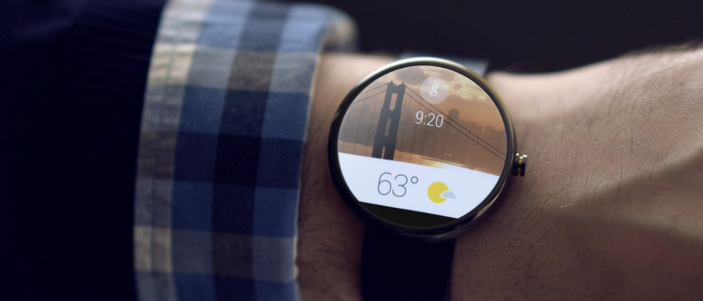 Designing for Android Wear.