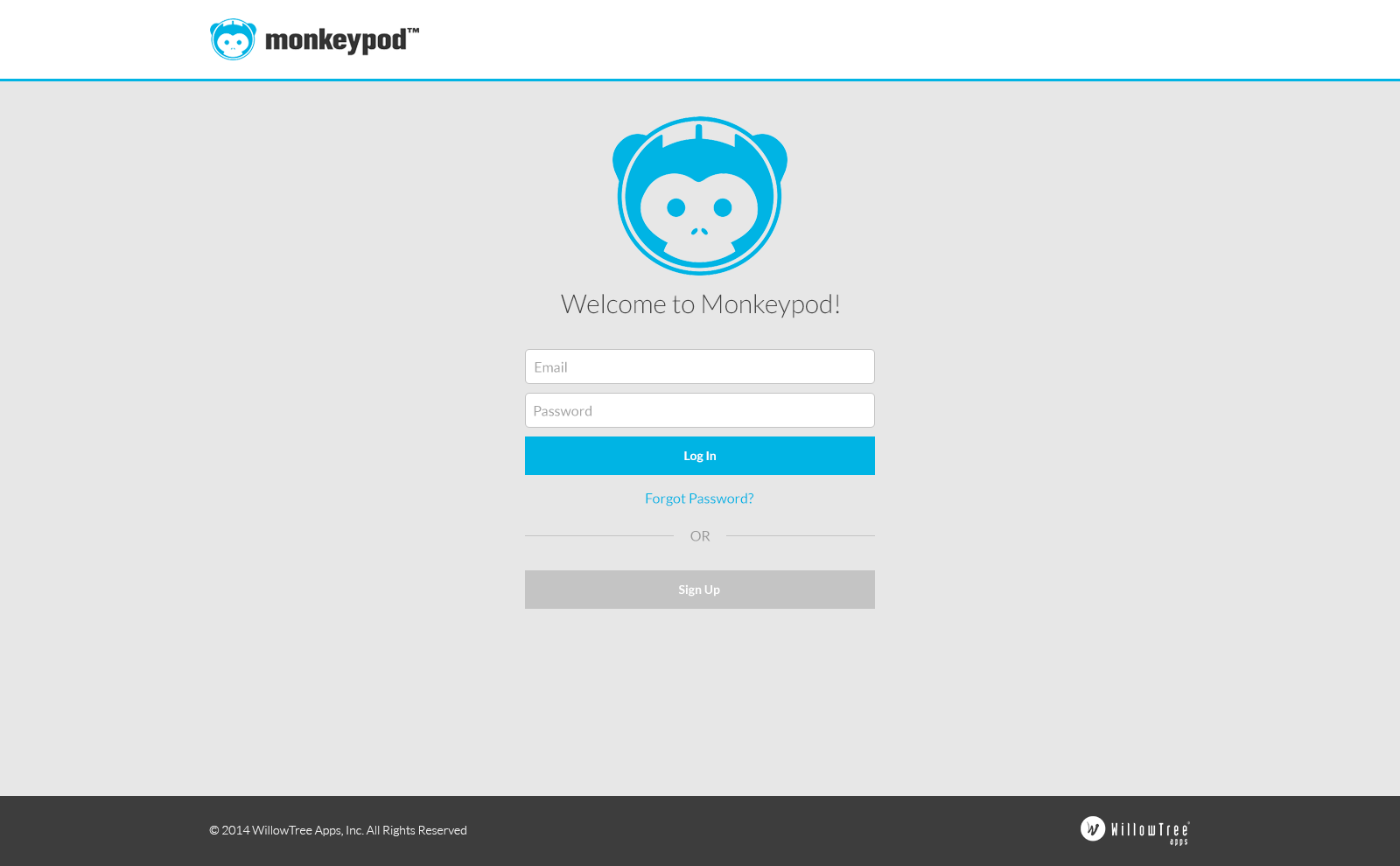 monkeypod-login