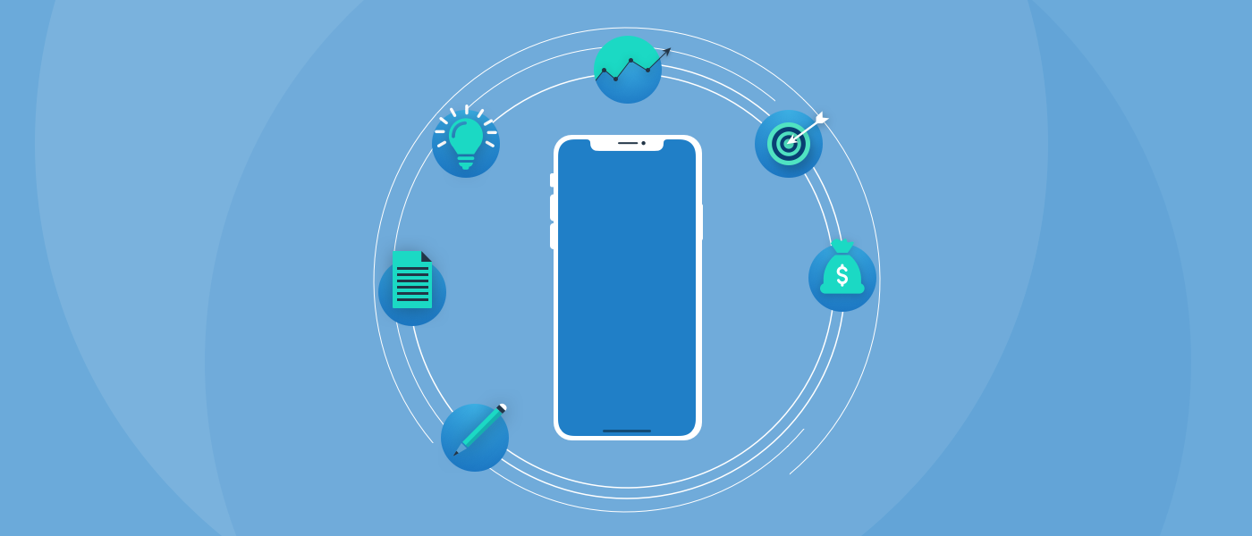 elements of a mobile rfp, featured image for mobile rfp best practices in mobile app development industry