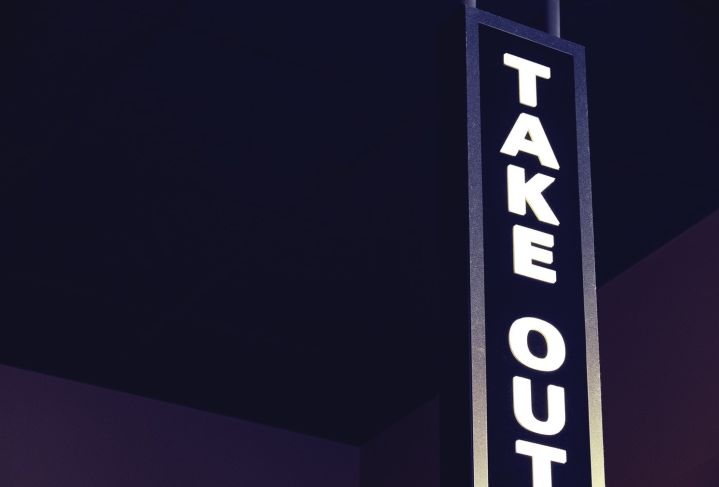 takeout image