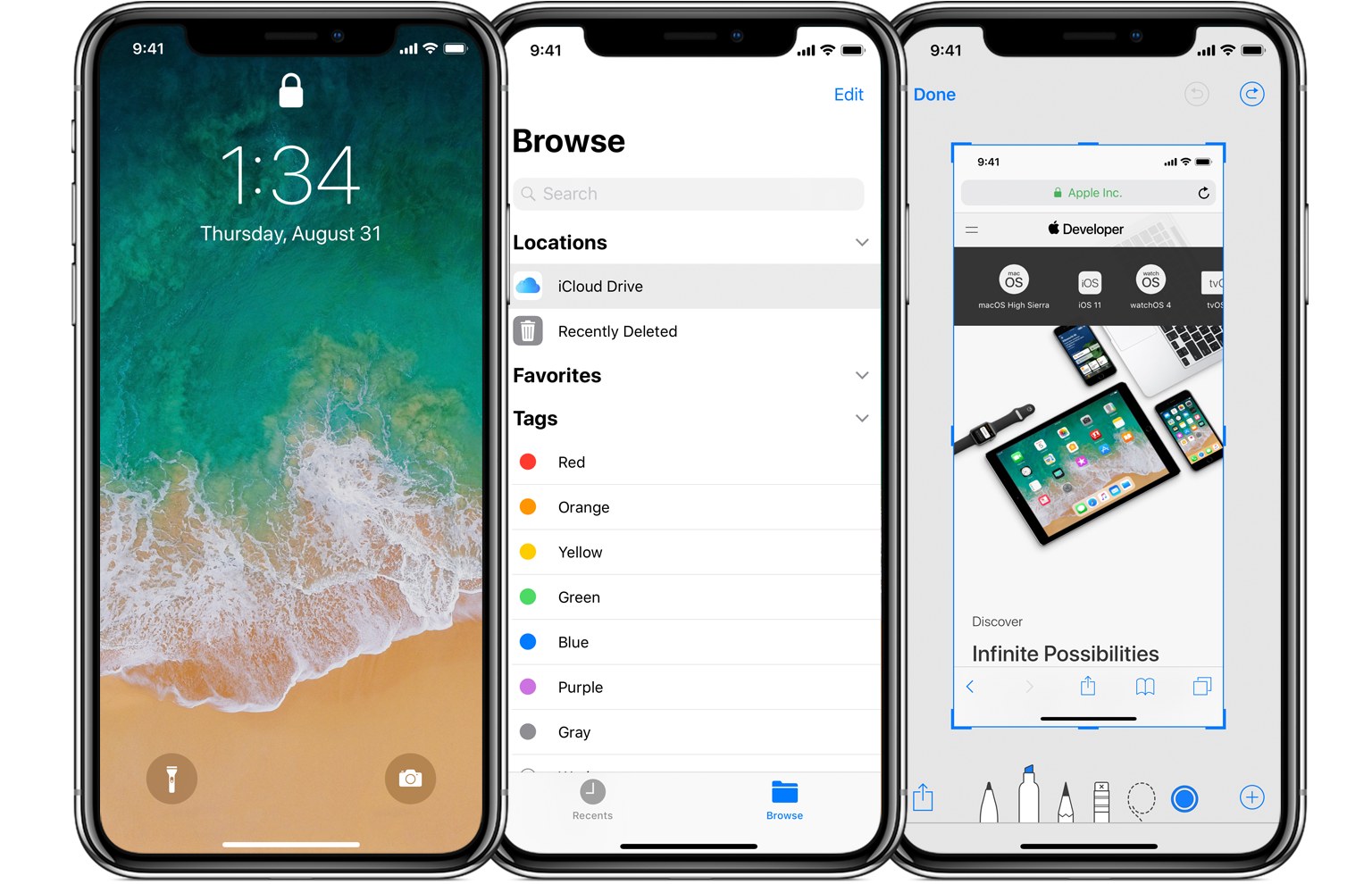 Top Design Best Practices For IOS 11 And IPhone X