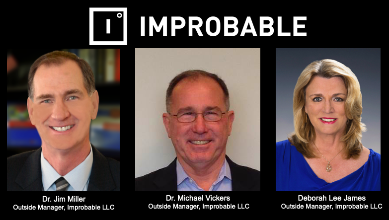 Improbable Outside Managers