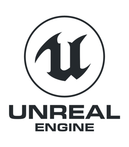 Unreal Engine Black - logo