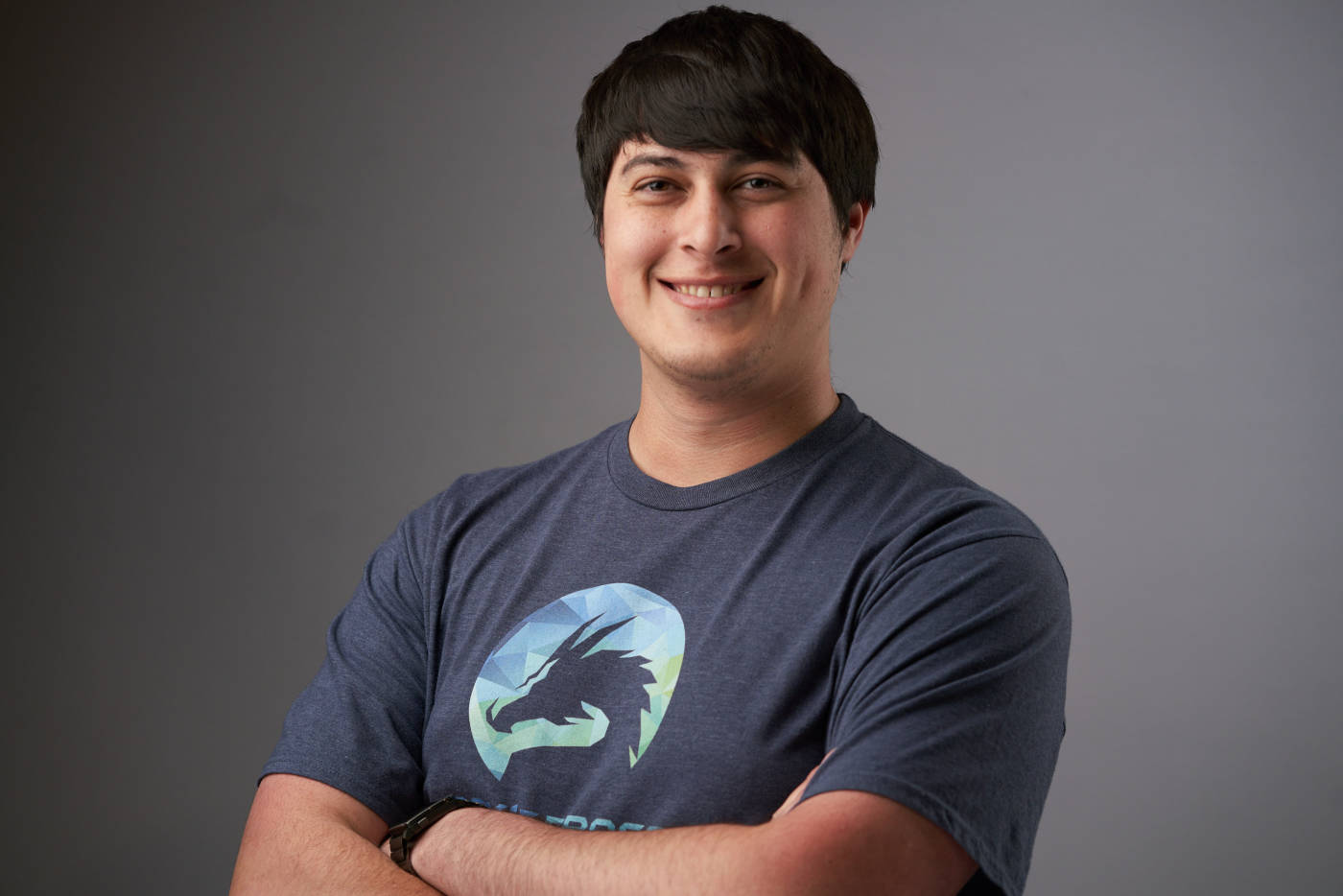 Judah Perez, co-founder Cookie Dragon Games