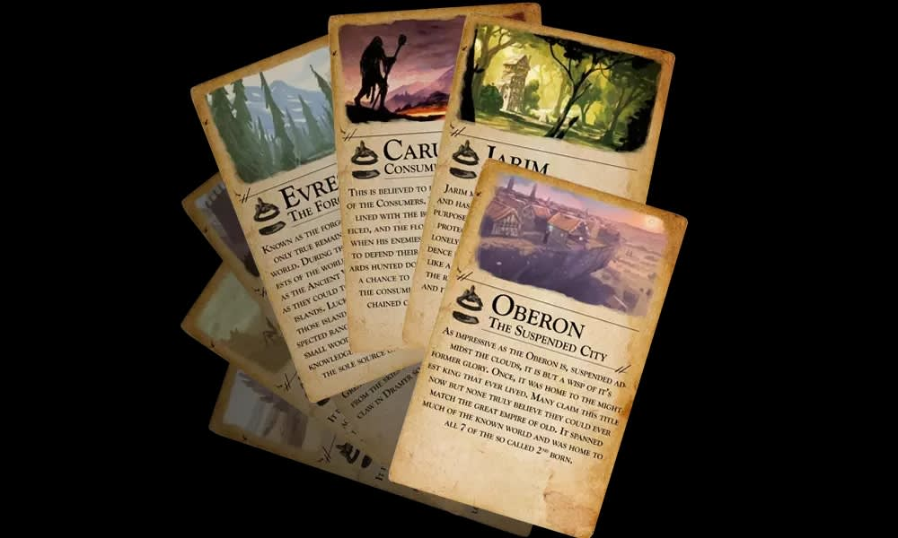 Wizard's wrath - 6 cards