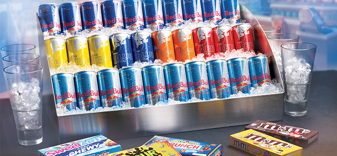 RED BULL® ENERGY STATION