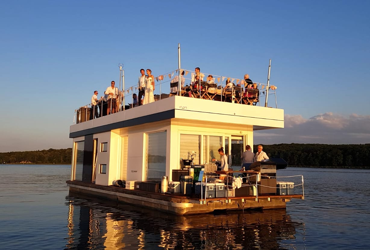 Boat Tour Berlin | Cooltimes Party Boat