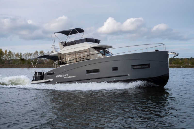 Vacation on the yacht Arndt from Berlin boat rental