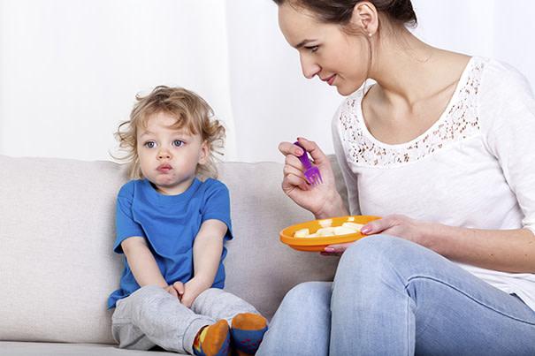 Alimentación saludable para niños reacios