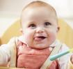 Incorporación de alimentos sólidos - Dieta Bebé