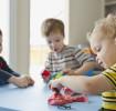 El proceso de socialización de los bebés