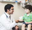 Visita de control de salud: control de los 2 años