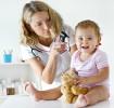 Visita pediátrica: control del bebé de 18 meses
