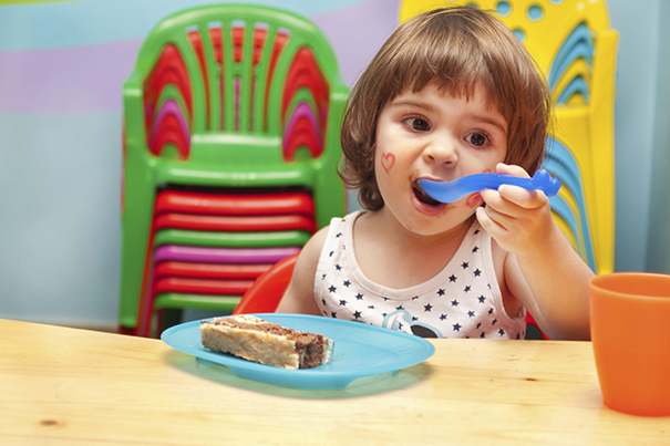 Descubre comidas saludables para niños de 2 años