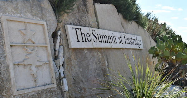 Steiner Ranch - The Summit at Eastridge