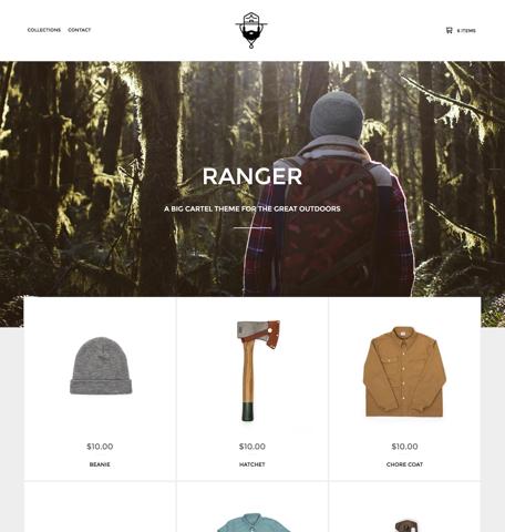 Ranger Cover